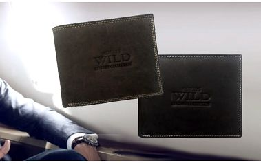 Pánská kožená peněženka ALWAYS WILD N992 MHU