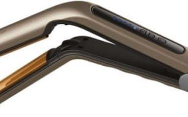 Žehlička na vlasy Concept Golden Care VZ-1420 zlatá