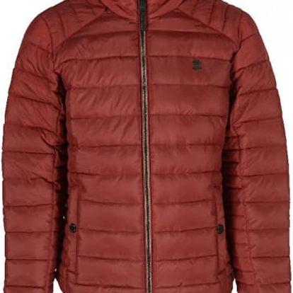 Noize Pánská bunda Red 4365150-00 M
