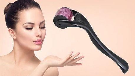 Kosmetický derma váleček pro domácí použití
