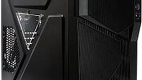 Thermaltake Armor A90 (VL90001W2Z), černá