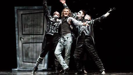 Vstupenka na baletní představení Mysterium času