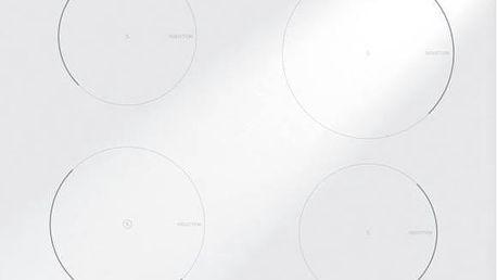 Indukční varná deska Mora Premium VDIS 642 FFW bílá + Doprava zdarma