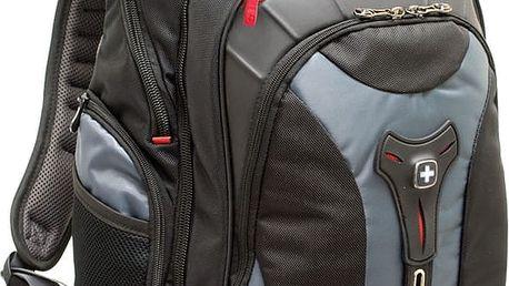 """WENGER PEGASUS - 17"""" batoh na notebook, modrý - 600639 + Stylový bezdrátový reproduktor Connect IT CI-823 v ceně 499,- Kč zdarma!"""
