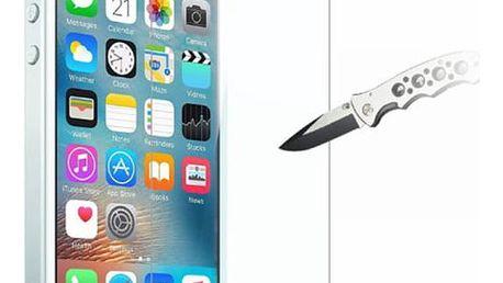 Tvrzené ochranné sklo displeje pro iPhone 5/ 5S/ 5c/ SE