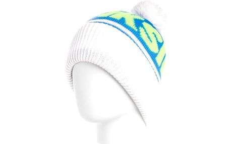 Quiksilver Zimní čepice Summit Beanie Bright White AQYHA00265-WBB0