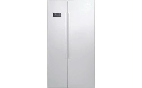 Kombinace chladničky s mrazničkou Beko GN 163130 X nerez + Doprava zdarma