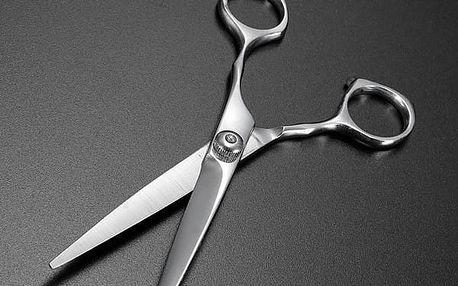 Kadeřnické nůžky - hladké - dodání do 2 dnů