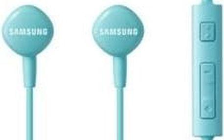 Samsung sluchátková sada stereo s ovládáním EO-HS1303L, 3,5 mm, modrá - EO-HS1303LEGWW