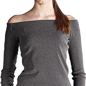 Edward Jeans Dámské triko Toccara-Rib 16.1.2.01.073 S
