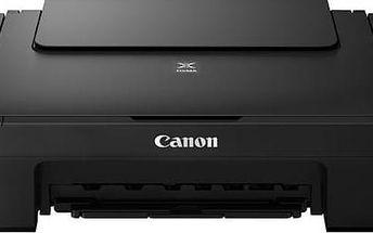 Tiskárna multifunkční Canon PIXMA MG2550S (0727C006) černá + Kabel za zvýhodněnou cenu