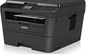 Tiskárna multifunkční Brother DCP-L2560DW (DCPL2560DWYJ1) + Kabel za zvýhodněnou cenu + Doprava zdarma