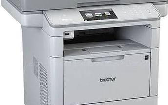 Tiskárna multifunkční Brother MFC-L6900DW (MFCL6900DWYJ1) bílá + Kabel za zvýhodněnou cenu + Doprava zdarma