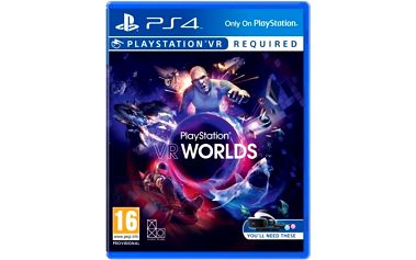 Hra Sony Worlds (PS4) (PS719854555 )