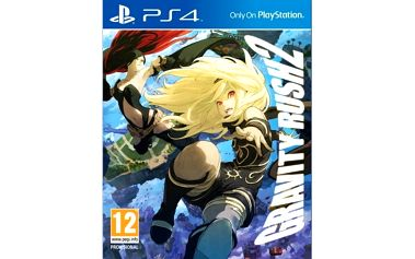 Hra Sony Gravity Rush 2 (PS719885559)