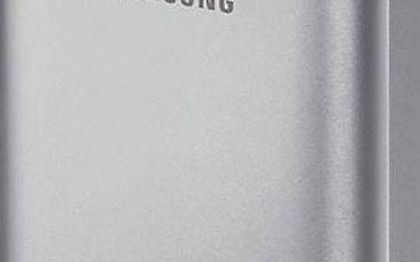 Power Bank Samsung 10200mAh (EB-PG935BS), s funkcí rychlonabíjení (EB-PG935BSEGWW) stříbrná
