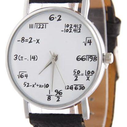 Unisex hodinky pro matematiky - 11 barev
