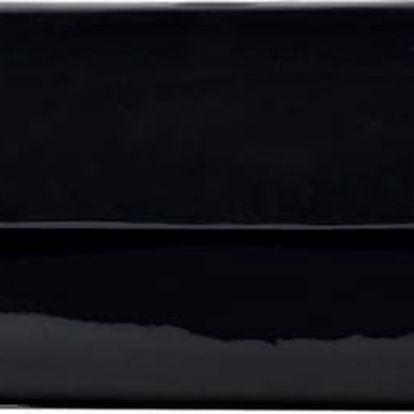 Dámské černé lakované psaníčko Gobé 132