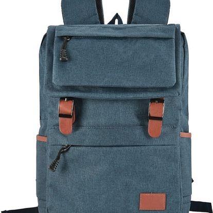 Dámský modrý batoh Jemeny 5042