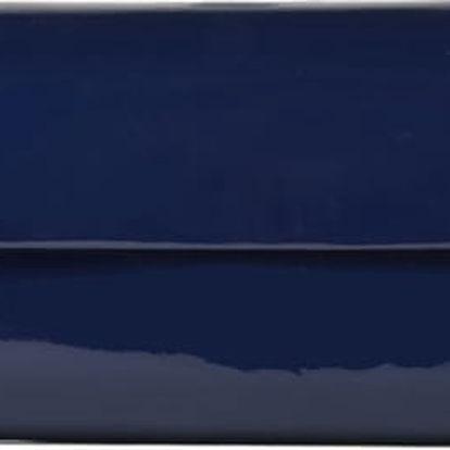 Dámské námořnicky modré lakované psaníčko Gobé 132