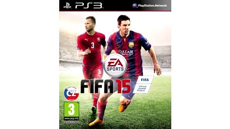 Hra EA PlayStation 3 FIFA 15 (EAP3181100)