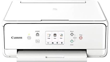 Tiskárna multifunkční Canon PIXMA TS6051 (1368C026AA) bílá + Kabel za zvýhodněnou cenu + Doprava zdarma