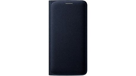 Samsung pouzdro EF-WG925B pro Galaxy S6 Edge (G925), černá - EF-WG925BBEGWW