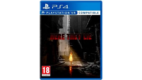 Hra Sony Here They Lie (PS4) (PS719872252 )
