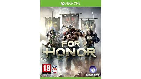 Hra Ubisoft Xbox One For Honor (3307215915172)
