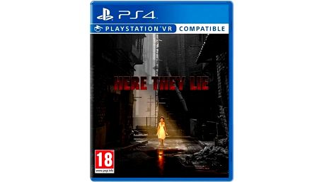 Hra Sony PlayStation VR Here They Lie (PS4) (PS719872252 )