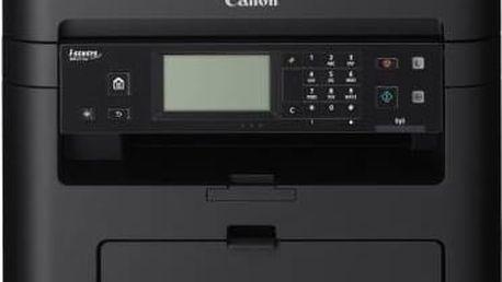 Tiskárna multifunkční Canon i-SENSYS MF217w (9540B033AA) + Kabel za zvýhodněnou cenu + Doprava zdarma