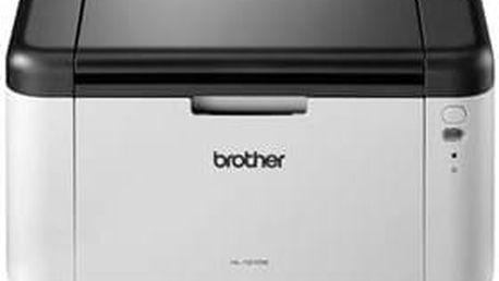 Tiskárna laserová Brother HL-1210WE (HL1210WEYJ1) bílá + Kabel za zvýhodněnou cenu
