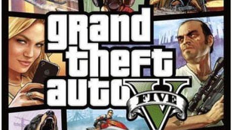 Hra RockStar Grand Theft Auto V (428283)