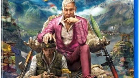 Hra Ubisoft Far Cry 4 (USP4020200)