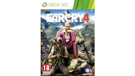 Hra Ubisoft Far Cry 4 (USX2016900)
