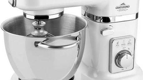Kuchyňský robot ETA Gratussino Maxo 0023 90050 bílý + Doprava zdarma