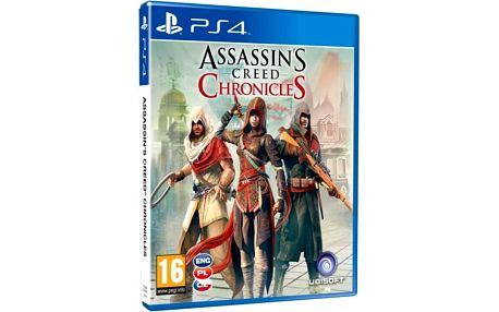 Hra Ubisoft Assassins Creed Chronicles (92171107)