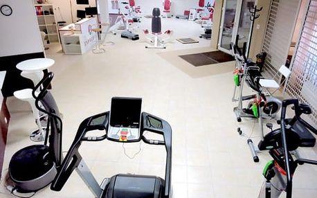 Kruhový trénink a cvičení Slim Belly: Permanentka na 15 či 30 vstupů ve fitness pro ženy