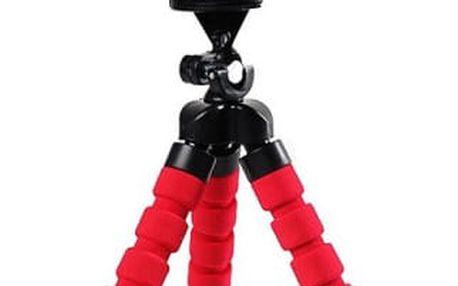 Flexibilní stativ pro focení v terénu