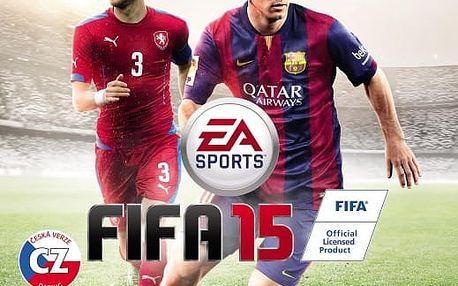 Hra EA FIFA 15 (EAP3181100)