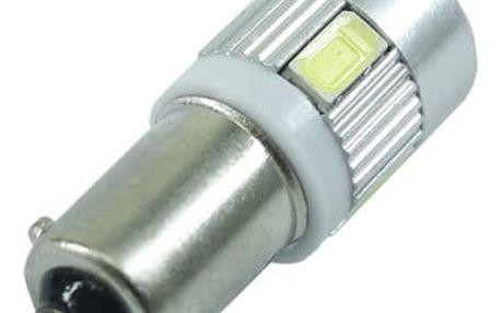 Interiérová LED auto žárovka T4W - BA9S