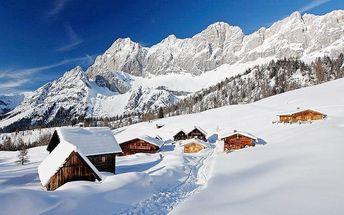 3–5denní pobyt s polopenzí a saunou pro 2 v penzionu Savisalo*** v rakouských Alpách