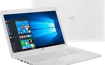 Notebook Asus F756UB-T4025T (F756UB-T4025T) bílý