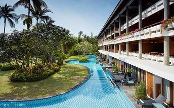 Bali - Nusa Dua Beach na 10 dní, snídaně s dopravou letecky z Prahy