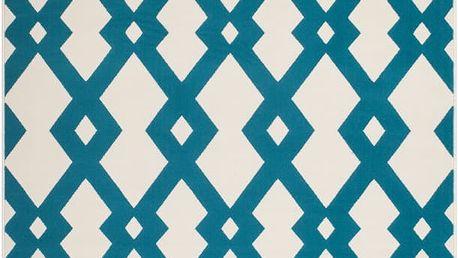 Koberec Stella 100 Turquoise, 200x290cm - doprava zdarma!