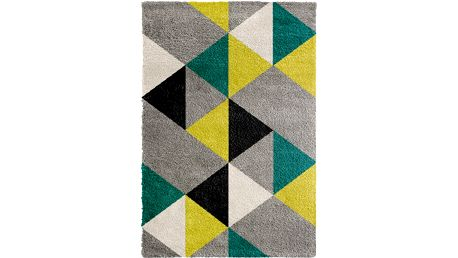 Šedý koberec Chiffon 160x230cm - doprava zdarma!