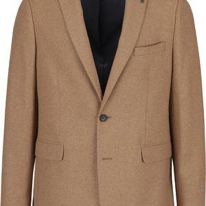 Světle hnědý blejzr Burton Menswear London