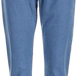 Světle modré dámské džíny Horsefeathers Love
