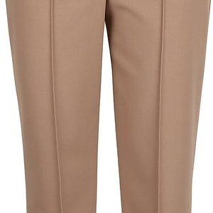 Světle hnědé osminkové kalhoty Dorothy Perkins