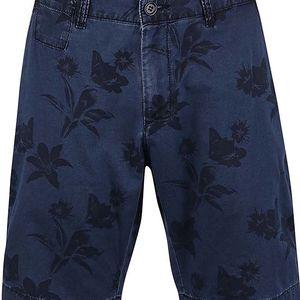 Modré denimové kraťasy Tailored & Originals Ruthwell